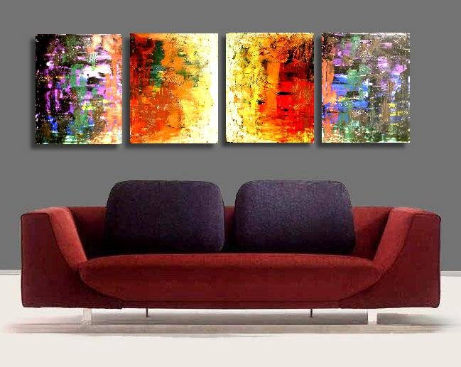 Abstract Art Pieces